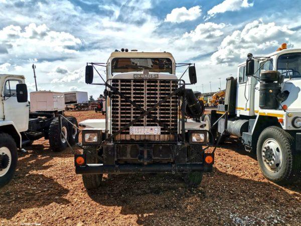 Oshkosh 8x4 Truck Tractor - USED
